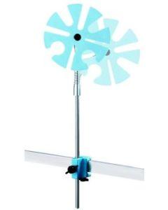 Ulmer Fixator, Mit Klemmstück für Normschiene 10 x 25 mm